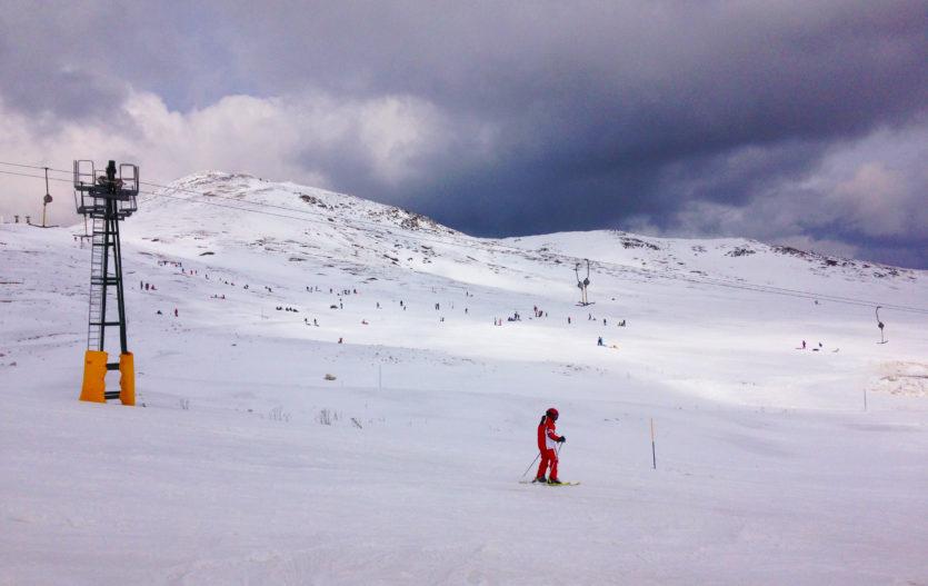 Sciare in Ciociaria