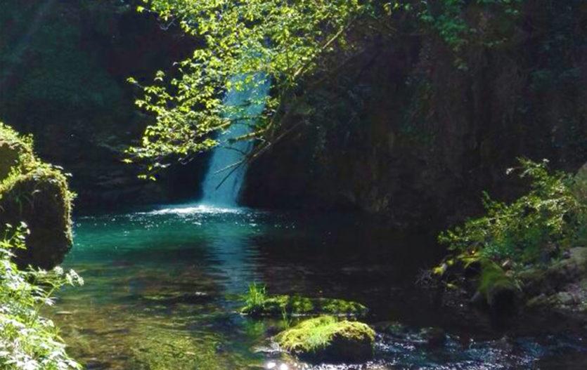 Cascate di Trevi nel Lazio