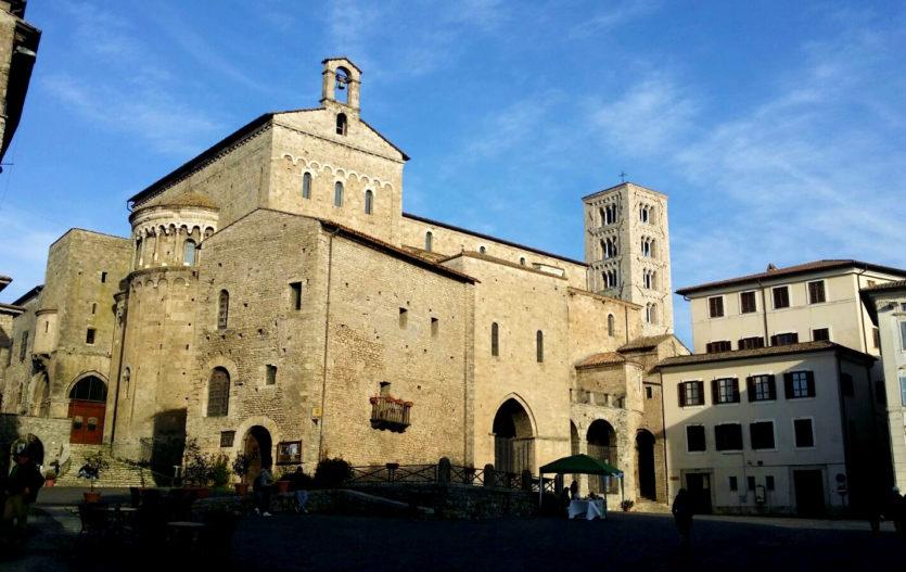 Cattedrale di Santa Maria di Anagni