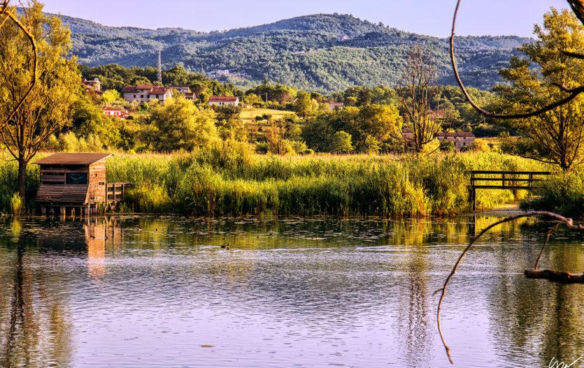 Riserva Naturale Regionale Lago di Posta Fibreno