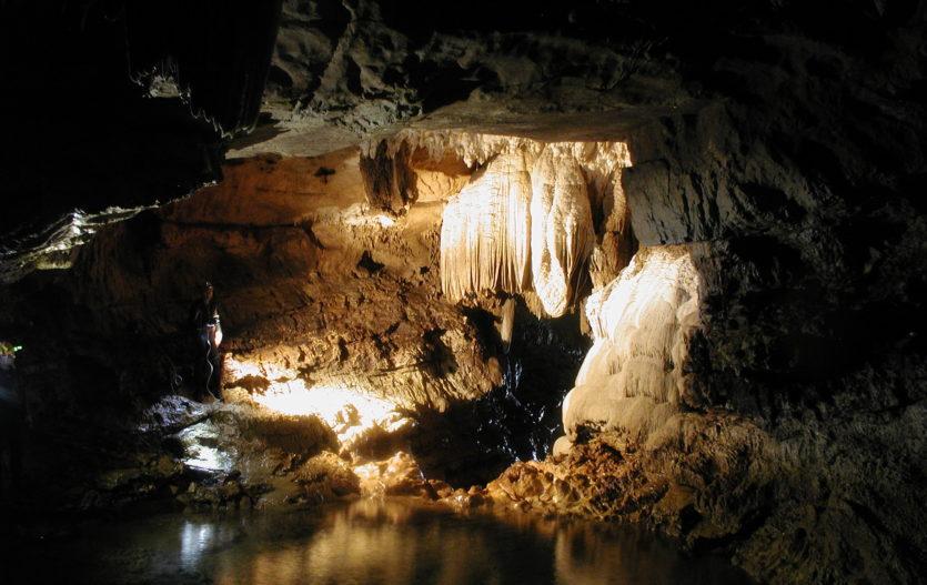 Grotte di Falvaterra e Rio Obaco – Monumento Naturale