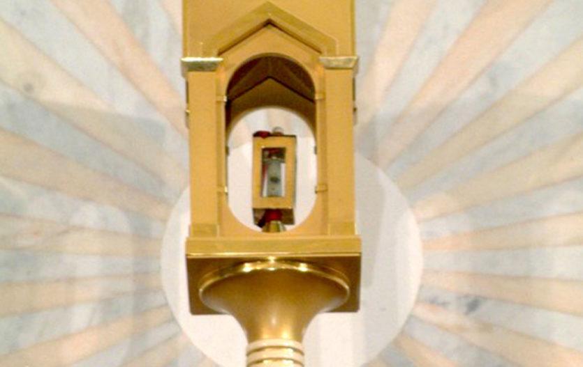 Miracolo eucaristico di Alatri – L'ostia incarnata
