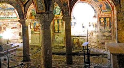 Cripta San Magno di Anagni