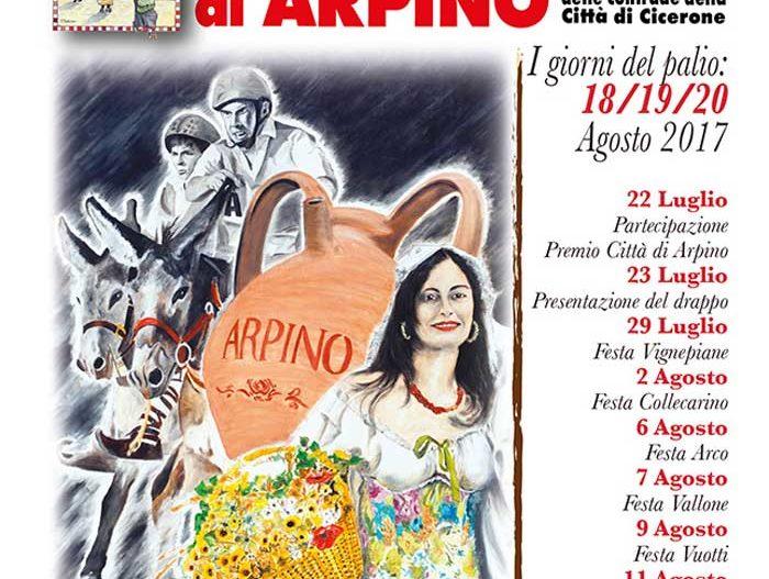 IL GONFALONE DI ARPINO – Arpino (Fr)
