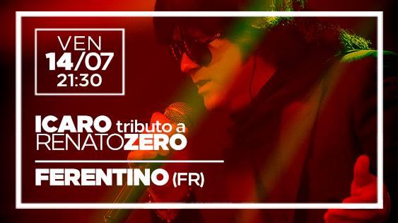 ICARO live at Ferentino (FR)
