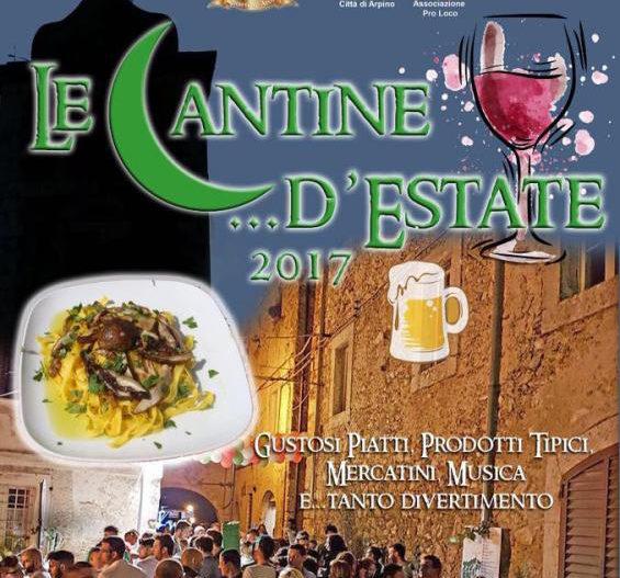 LE CANTINE D'ESTATE – Arpino (Fr)