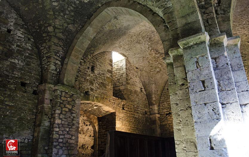 Le Stalle di Bonifacio VIII e la Grande Cisterna