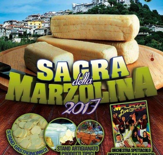 SAGRA DELLA MARZOLINA – Ausonia (Fr)