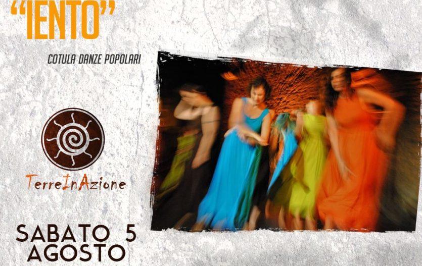 IENTO – Danze Popolari – Anagni (Fr)