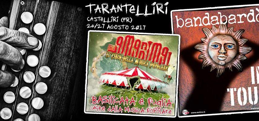 TARANTELLIRI -Castelliri (Fr)