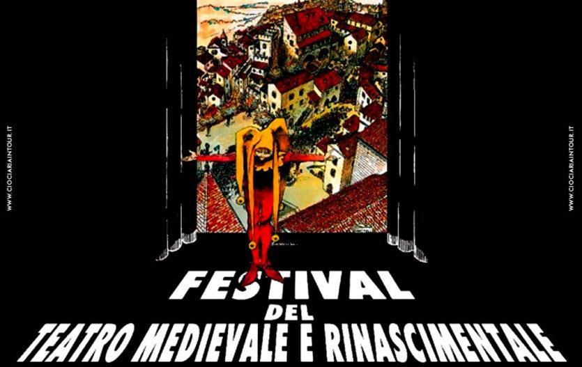 FESTIVAL DEL TEATRO MEDIEVALE E RINASCIMENTALE  -Anagni (Fr)