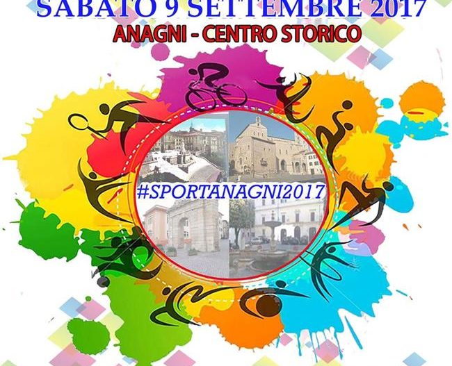 SPORT IN PIAZZA – Anagni (Fr)