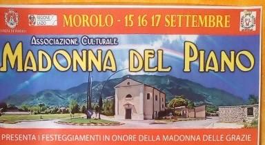 FESTA MADONNA DEL PIANO – Morolo (Fr)