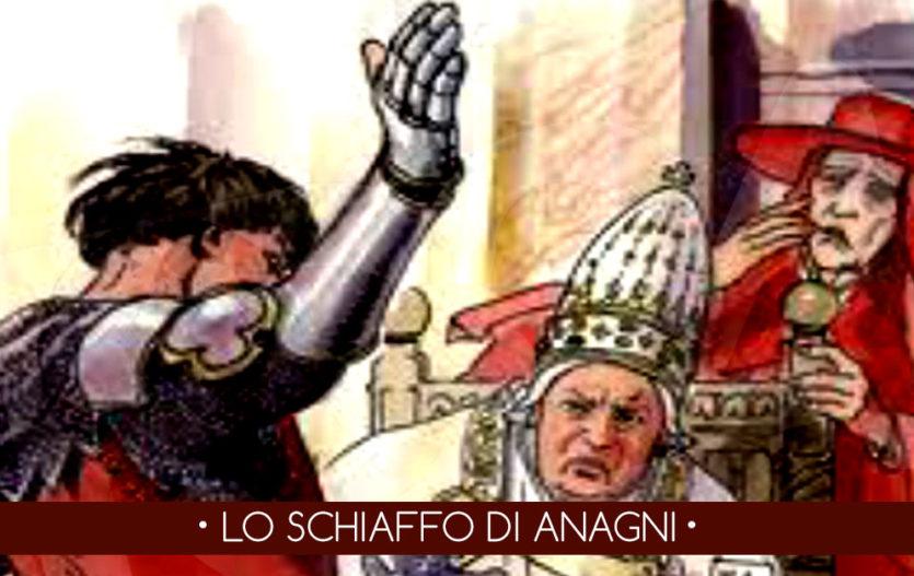 LO SCHIAFFO DI ANAGNI