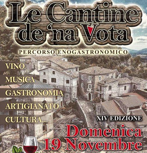 LE CANTINE DE 'NA VOTA – Roccasecca (Fr)