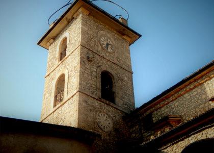 Campanile San Michele - Vico nel Lazio