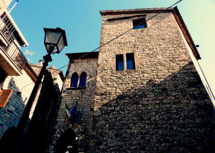Palazzo Governatore - Vico nel Lazio