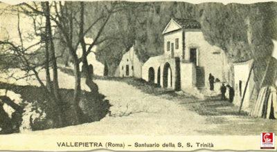 Santuario della SS. Trinità Vallepietra