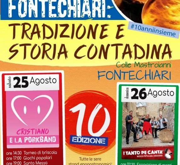TRADIZIONE E STORIA CONTADINA – Fontechiari (Fr)