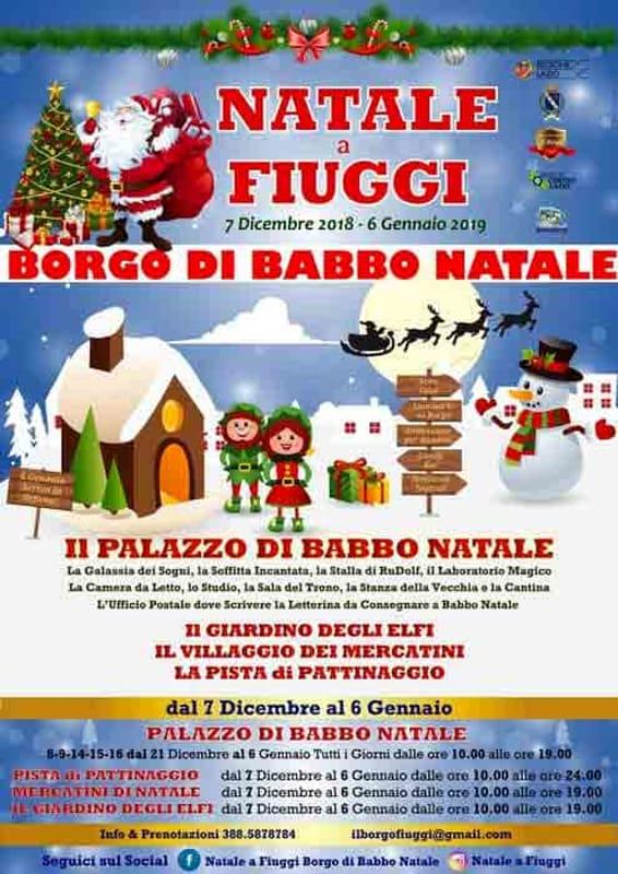 Natale a Fiuggi
