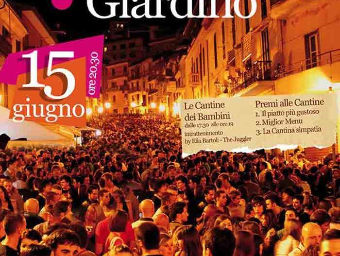 CANTINE RIONE GIARDINO – Frosinone